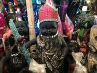 Iron Market Port-au-Prince Voodoo Pope