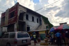 Port-au-Prince Historic center buildings