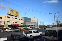 Finally arriving in the developed Santo Domingo