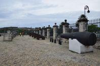 Havana Fortress San Salvador de la Punta Cannons