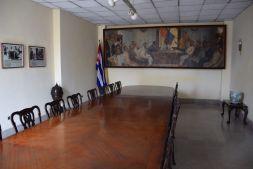 Havana Museo de la Revolución Board Room