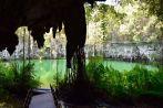 Los Tres Ojos Lagoon