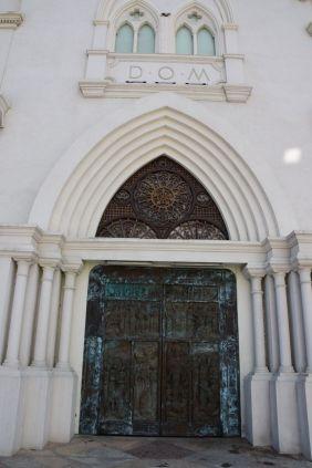 Santiago de los Caballeros Catedral de Santiago Apóstol Door