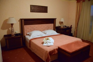 Arena di Serdica Room Bed