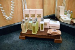 Arena di Serdica Room Toiletries