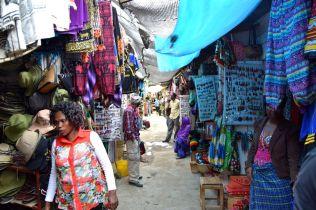 Arusha Maasai Market Path