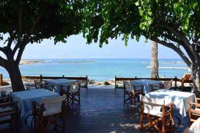 Asimina Suites Hotel Restaurant View
