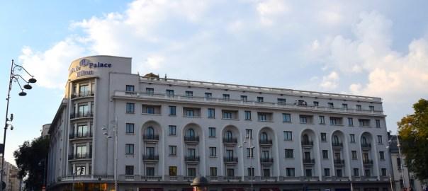 Athenee Palace Hilton Header