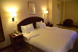 Athenee Palace Hilton Room Bed