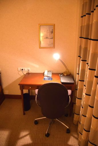 Athenee Palace Hilton Room Desk