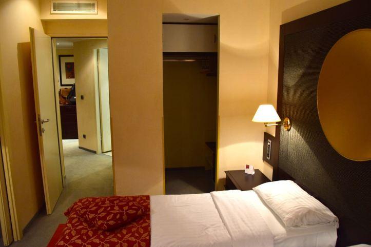 Austria Trend Hotel Room Bedroom