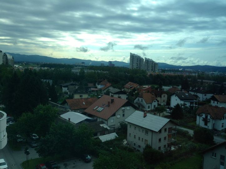 Austria Trend Hotel Room View