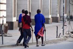 Dar es Salaam Askari Monument People