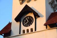 Dar es Salaam Azania Front Lutheran Church Clock