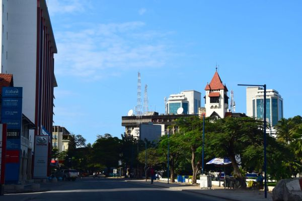Dar es Salaam Azania Front Lutheran Church Far