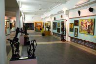 Dar es Salaam National Museum Room