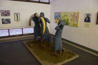 Dar es Salaam National Museum Sculpture