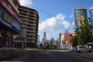 Dar es Salaam Street in Downtown
