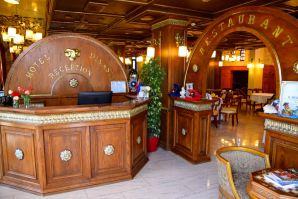 Dinasty Hotel Tirana Reception