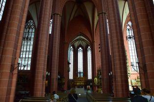 Frankfurt Cathedral Interior