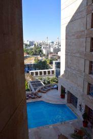Grand Hyatt Amman Pool View