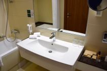 Holiday Inn Skopje Room Sink