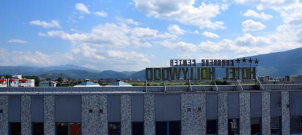 Hotel Hollywood Sarajevo Header