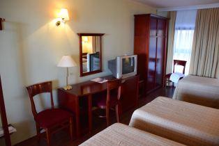 Hotel Inex Gorica Room TV