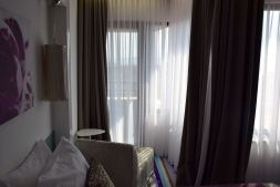 Hotel Luxe Room Windows