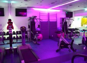 Hotel Luxe Wellness Gym