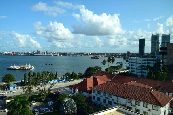 Hyatt Regency Dar es Salaam Room View 1