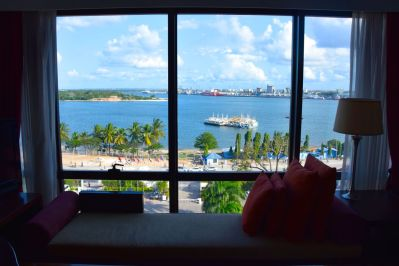Hyatt Regency Dar es Salaam Room View