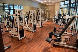 Hyatt Regency Thessaloniki Gym