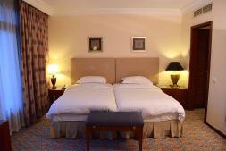 Hyatt Regency Thessaloniki Room Bed