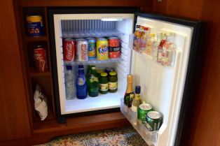 Hyatt Regency Thessaloniki Room Minifridge