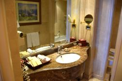 InterContinental Le Vendome Room Sea View Bathroom Sink