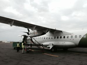 Kilimanjaro Airport Precision Air