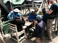 Kilimanjaro Horombo Hut Game