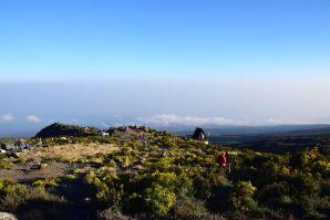 Kilimanjaro Horombo Hut View
