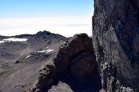 Kilimanjaro Kibo Hut Summit Hike Down