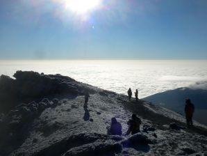 Kilimanjaro Kibo Hut Summit Hike Stella Point Group