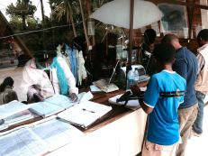 Registering and paying for Kilimanjaro