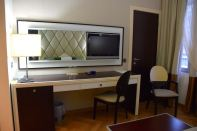 Menelaion Hotel Room Desk