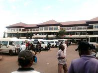 Moshi bus station