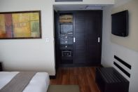 Mount Meru Hotel Room Bedroom Cabinet
