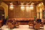 Movenpick Petra Bar Seating