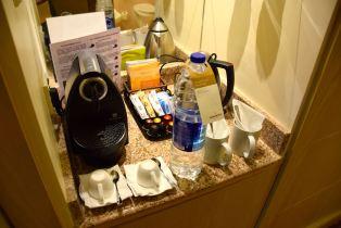 Movenpick Petra Room Coffee Machine