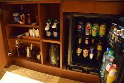 Regent Warsaw Room Minibar