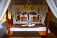 Sarova Mara Game Camp Bed