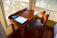 Sarova Mara Game Camp Desk
